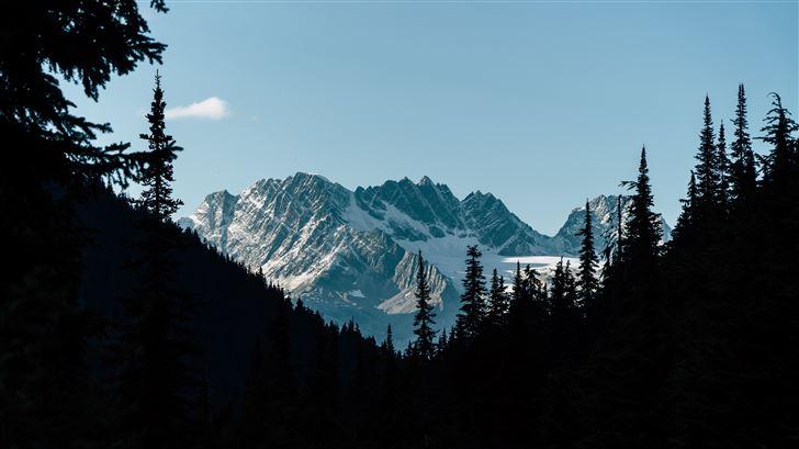 glacier national park 4k 5k Mac Wallpaper