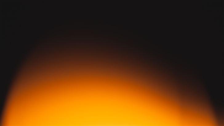 abstract fire heat Mac Wallpaper