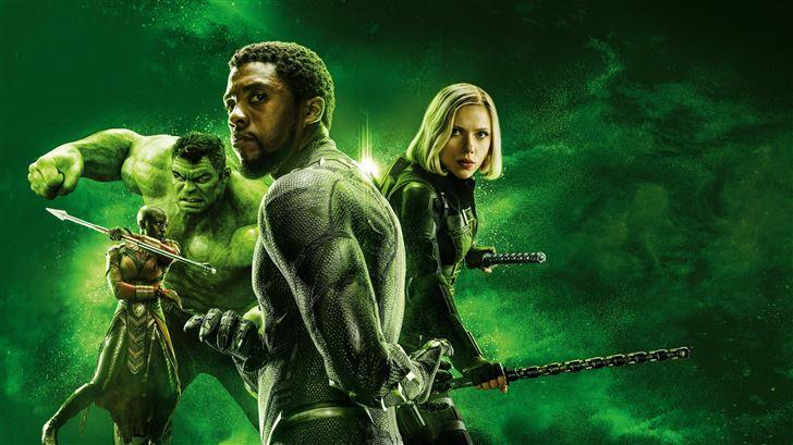 avengers infinity war time stone poster 8k Mac Wallpaper