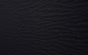 dark black sand texture 8k iMac wallpaper