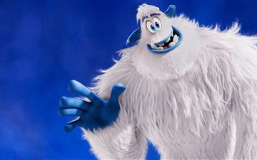 smallfoot 5k iMac wallpaper