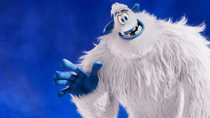 smallfoot 5k Mac Wallpaper