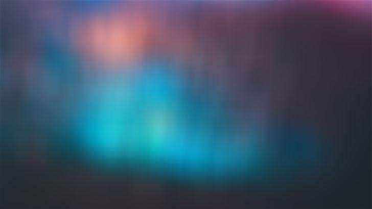 blur blue gradient cool background Mac Wallpaper