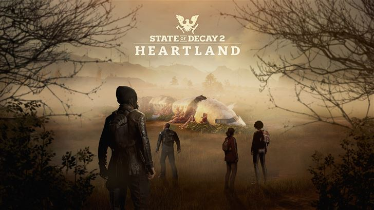 state of decay 2 2019 Mac Wallpaper