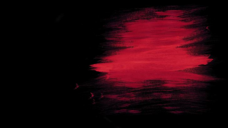 classic red art abstract background 5k Mac Wallpaper