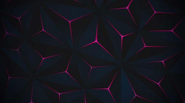 legion abstract 8k Mac Wallpaper