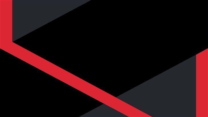 mkbhd logo black background 5k Mac Wallpaper