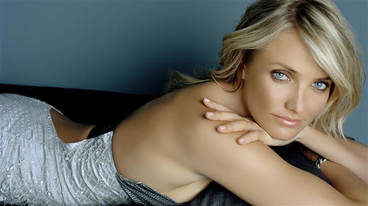 cameron diaz 5k Mac Wallpaper