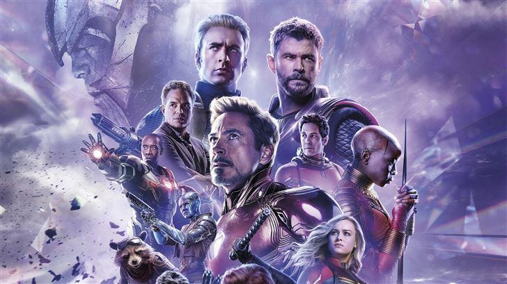 avengers endgame 10k Mac Wallpaper