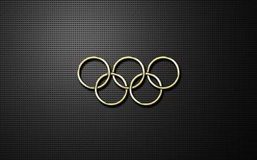 Olympic rings Mac wallpaper