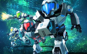 metroid prime federation force All Mac wallpaper