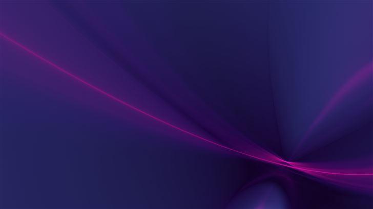 3d abstract flare 5k Mac Wallpaper