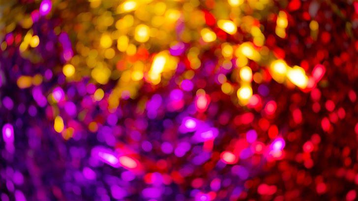 abstract blur 5k Mac Wallpaper