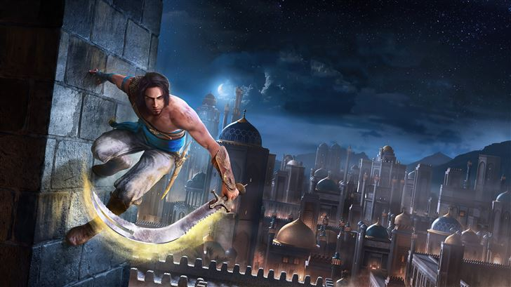 prince of persia the sands of time remake 2021 Mac Wallpaper