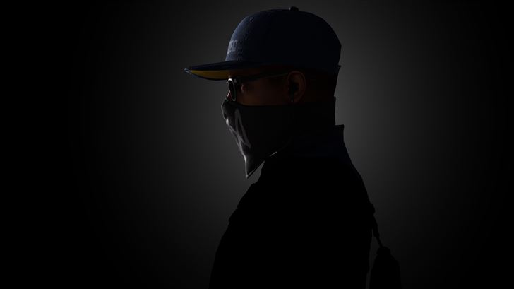 marcus watch dogs 2 8k Mac Wallpaper