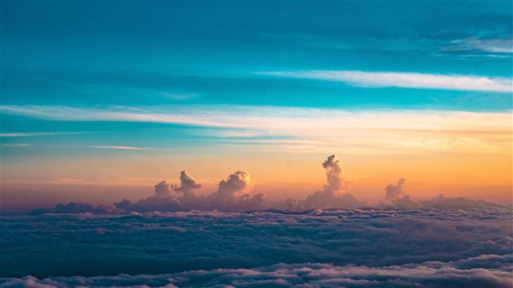 sunset at san juan de chicua 5k Mac Wallpaper
