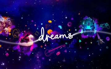 dreams video game 10k All Mac wallpaper