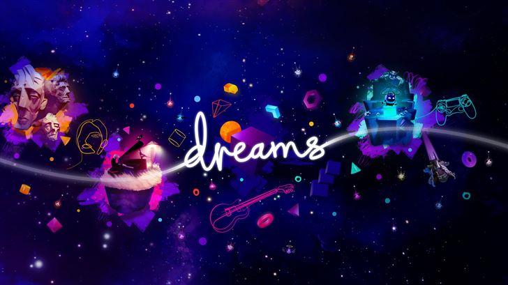 dreams video game 10k Mac Wallpaper