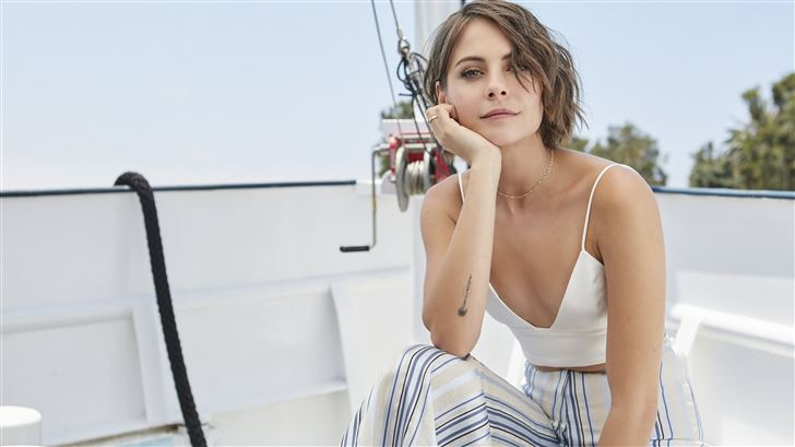 willa holland 5k 2019 Mac Wallpaper