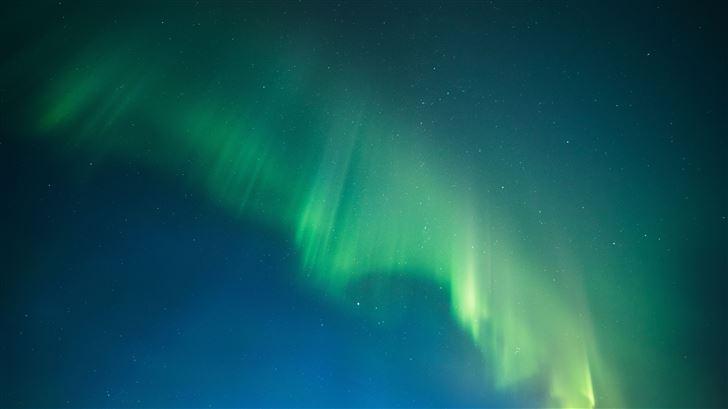 aurora borealis geilo 5k Mac Wallpaper
