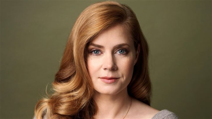 amy adams 2019 5k Mac Wallpaper