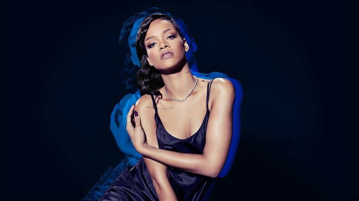 rihanna snl 10k Mac Wallpaper