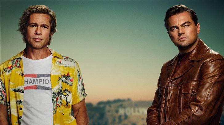 once upon a time in hollywood 2019 5k Mac Wallpaper