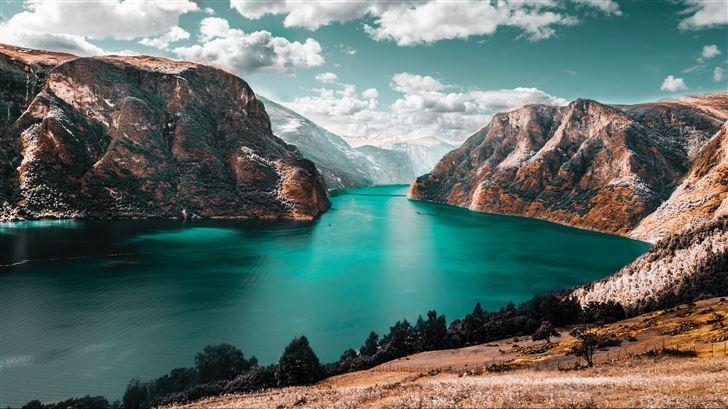 beautiful landscape 5k Mac Wallpaper