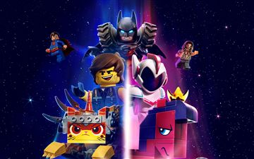 the lego movie 2 the second part 10k All Mac wallpaper