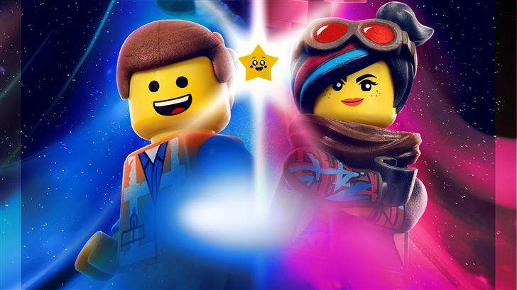 the lego movie 2 the second part 2019 10k Mac Wallpaper