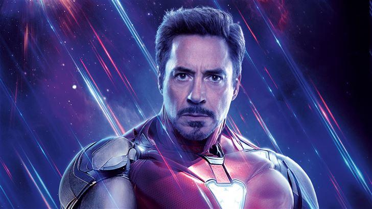 iron man avengers end game 8k Mac Wallpaper