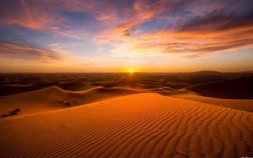 desert 5k MacBook Air wallpaper