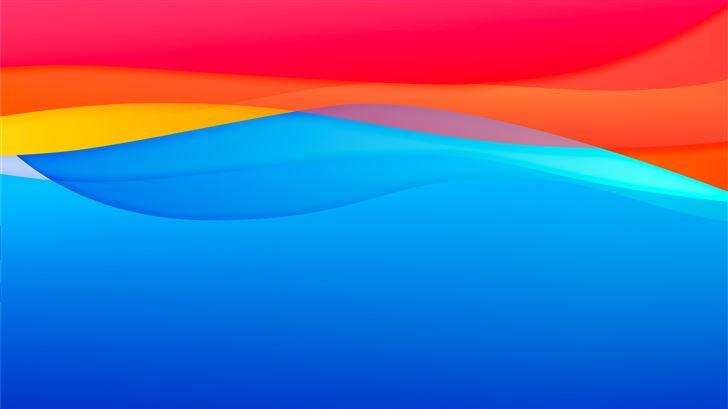 big sur x minimal 8k Mac Wallpaper