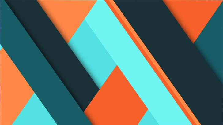 geometry abstract 8k Mac Wallpaper