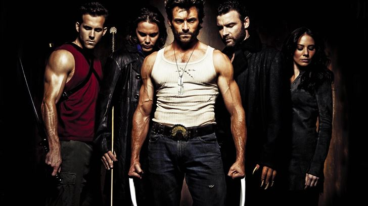 x men origins wolverine Mac Wallpaper