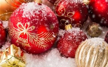 Christmas ornaments All Mac wallpaper