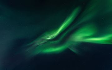 aurora borealis 8k All Mac wallpaper