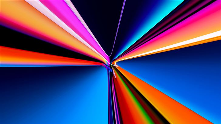 pipes colors 8k Mac Wallpaper