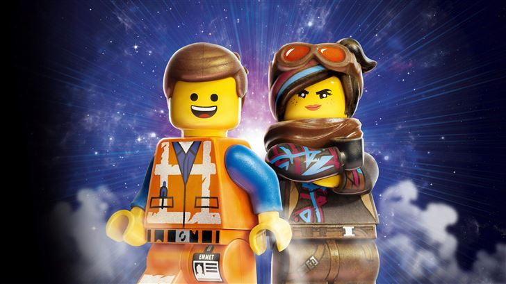 the lego movie 2 the second part 8k 2019 Mac Wallpaper