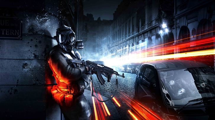 battlefield 3 12k Mac Wallpaper