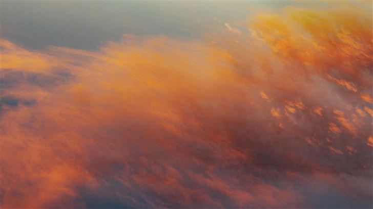 sky atmosphere 5k Mac Wallpaper