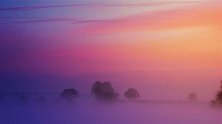 pastel morning 5k Mac Wallpaper