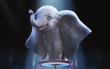 dumbo movie 10k All Mac wallpaper