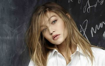 5k gigi hadid 2018 All Mac wallpaper