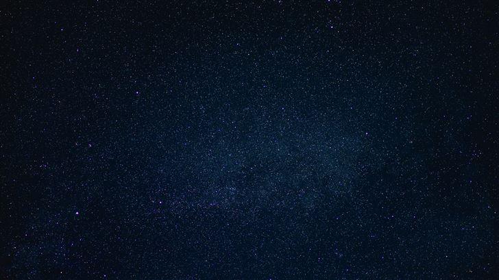 sky full of stars 5k Mac Wallpaper