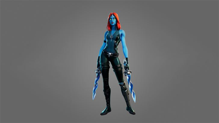 mystique fortnite season 4 Mac Wallpaper