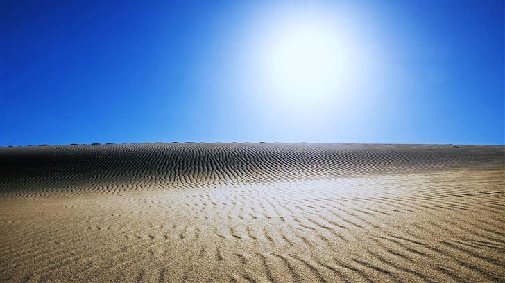 sahara desert 5k Mac Wallpaper