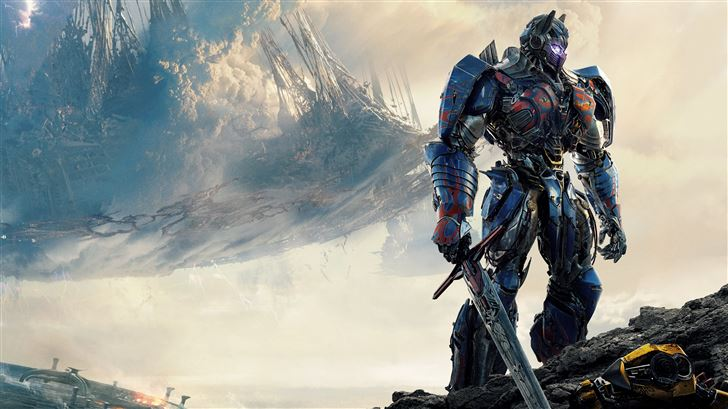 optimus prime transformers the last knight 5k Mac Wallpaper