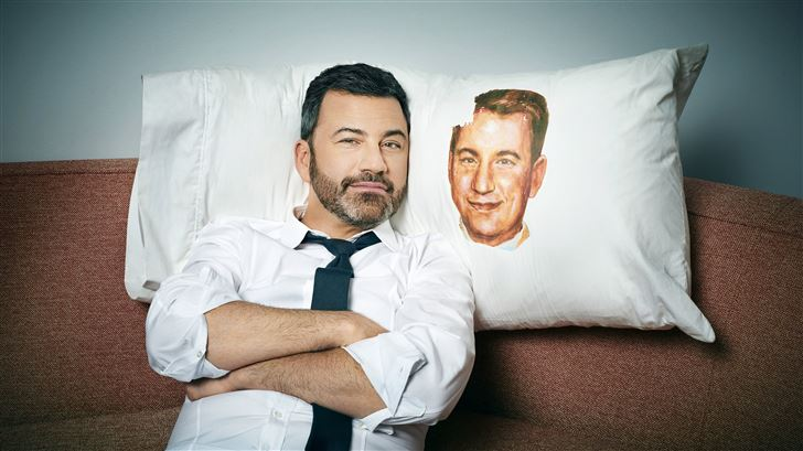 jimmy kimmel 8k Mac Wallpaper