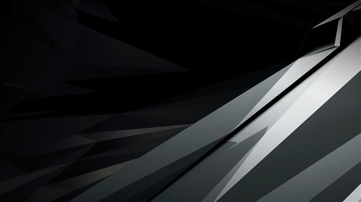 nvidia rtx dark abstract 4k Mac Wallpaper